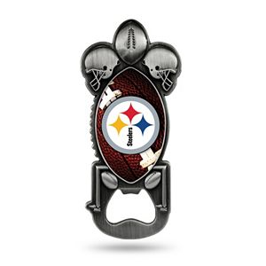 Pittsburgh Steelers Party Starter Bottle Opener Magnet