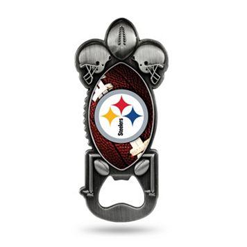 Pittsburgh Steelers Party Starter Bottle Opener Magnet