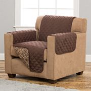 Home Fashion Designs Katrina Stain Resistant Chair Slipcover