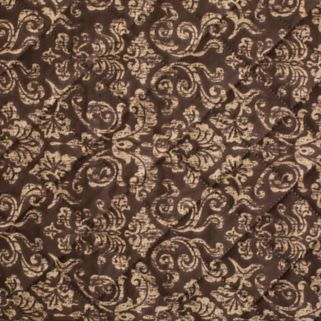 Home Fashion Designs Katrina Stain Resistant Loveseat Slipcover