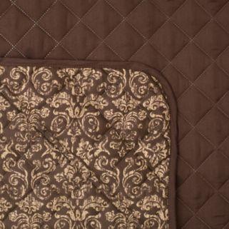 Home Fashion Designs Katrina Stain Resistant Sofa Slipcover
