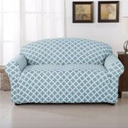 Home Fashion Designs Madison Collection Twill Form Fit Sofa Slipcover
