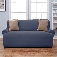 Home Fashion Designs Lucia Corduroy Form Fit Sofa Slipcover