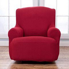 Home Fashion Designs Savannah Form Fit Chair Slipcover