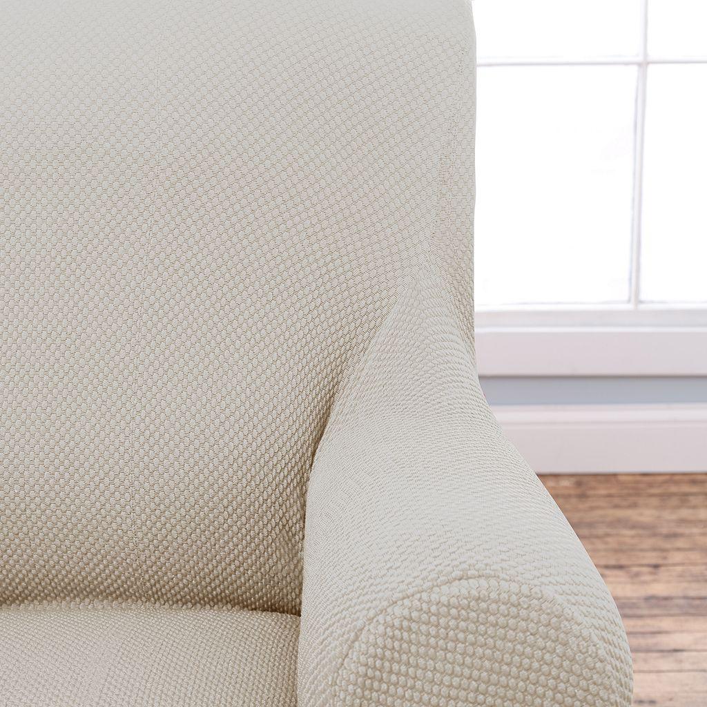 Home Fashion Designs Savannah Form Fit Sofa Slipcover
