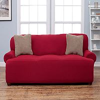 Home Fashion Designs Savannah Form Fit Sofa Slipcover