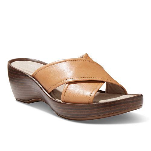 Eastland Candice Women S Wedge Sandals