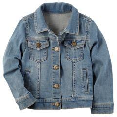 Girls Denim Jackets Outerwear, Clothing | Kohl's
