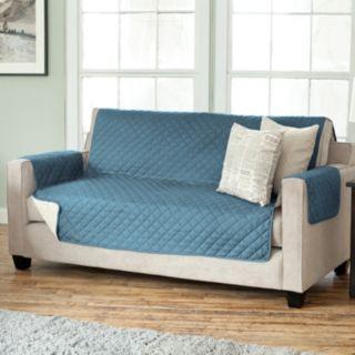Home Fashion Designs Reversible Sofa Slipcover