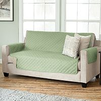 Home Fashion Designs Reversible Sofa Slipcover