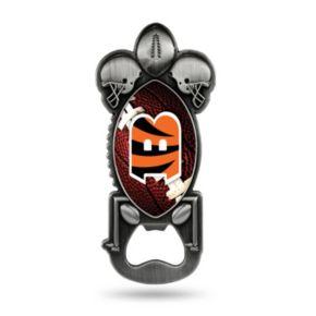 Cincinnati Bengals Party Starter Bottle Opener Magnet