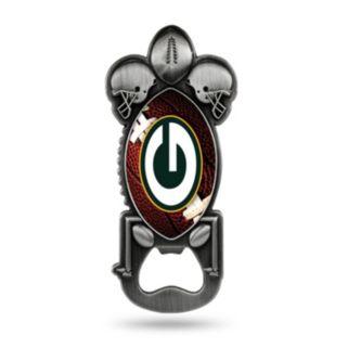 Green Bay Packers Party Starter Bottle Opener Magnet