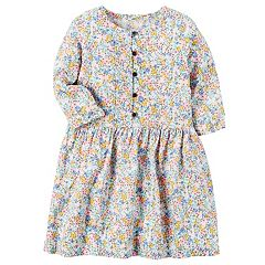 Girls 4-8 Carter's Flowy Floral Dress