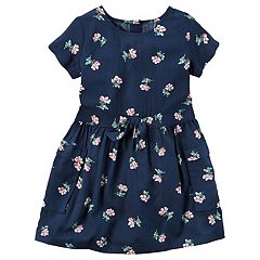 Girls 4-8 Carter's Floral Dress