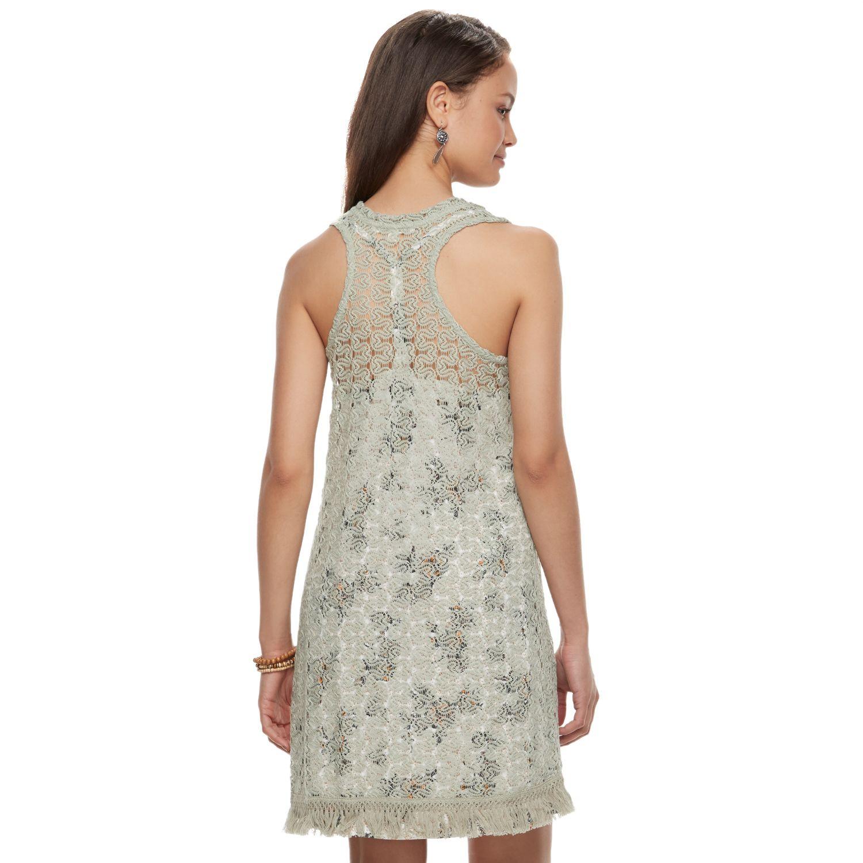 Mattenet gauzy white dress.