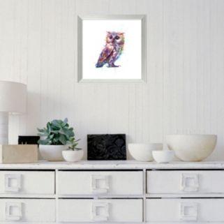 Amanti Art Owl Framed Wall Art