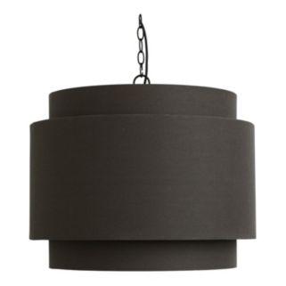 Decor Therapy Round Shade Pendant Light