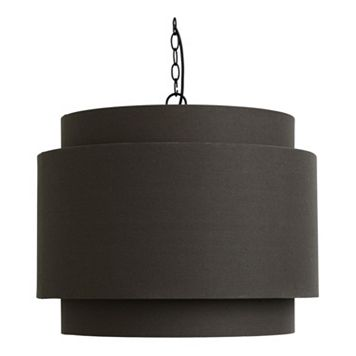 Decor Therapy Round Shade Pendant Light