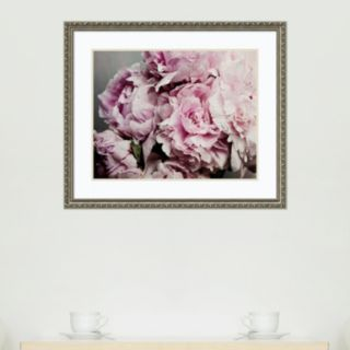 Amanti Art Peonies Galore II Framed Wall Art