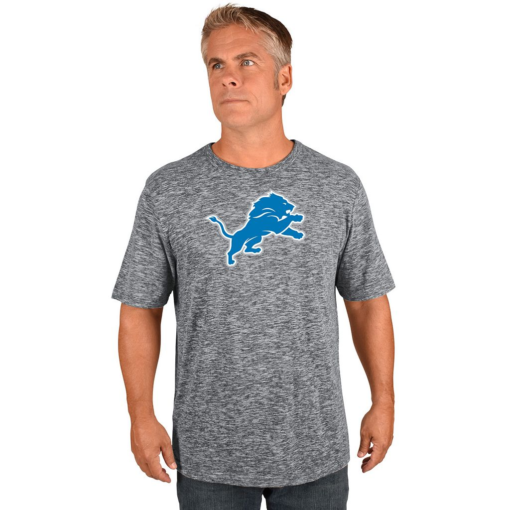 Men's Majestic Detroit Lions Tee