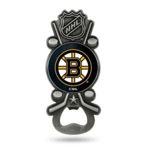Boston Bruins Party Starter Bottle Opener Magnet