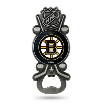 Boston Bruins Party Starter Bottle Opener Magnet