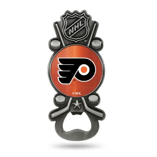 Philadelphia Flyers Party Starter Bottle Opener Magnet
