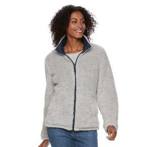 Women's Free Country Reversible Sherpa Jacket
