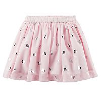 Girls 4-8 Carter's Foil Bow Tutu Skirt