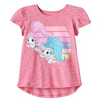 Toddler Girl Jumping Beans® Shimmer & Shine Graphic Tee