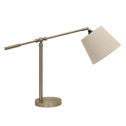 Decor Therapy Adjustable Table Lamp