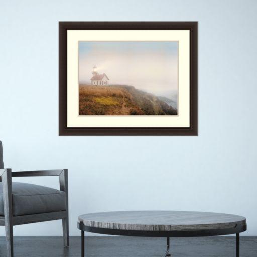Amanti Art Point Cabrillo Lighthouse Framed Wall Art