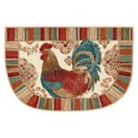 Mohawk® Home Playful Rainbow Rooster Kitchen Rug - 20'' x 30''