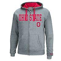 Men's Ohio State Buckeyes Foundation Full-Zip Hoodie
