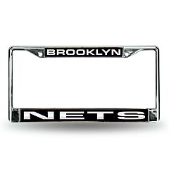Brooklyn Nets License Plate Frame