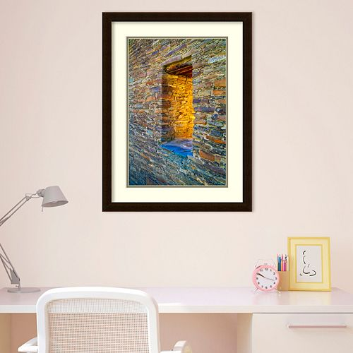 Amanti Art Portal Framed Wall Art
