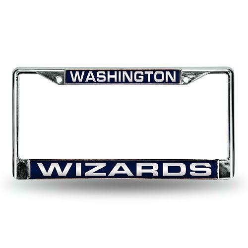 Washington Wizards License Plate Frame