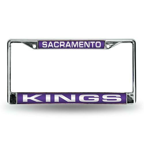 Sacramento Kings License Plate Frame