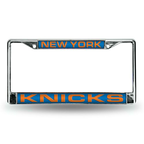 New York Knicks License Plate Frame