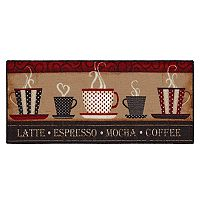 Mohawk® Home ''Latte, Espresso, Mocha'' Kitchen Rug