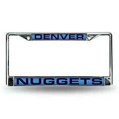 Denver Nuggets License Plate Frame
