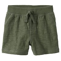 Baby Boy Jumping Beans® Slubbed Shorts