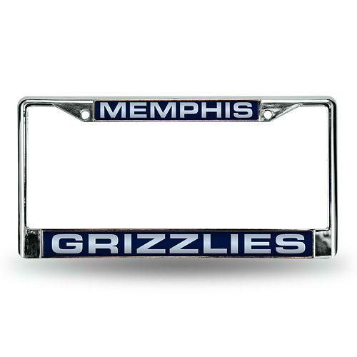 Memphis Grizzlies License Plate Frame