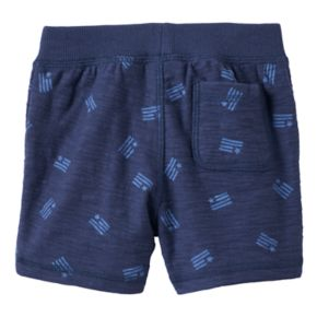 Baby Boy Jumping Beans® Flag Shorts