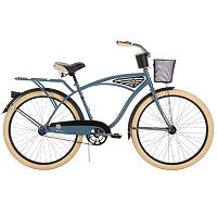 Men's Huffy 26-Inch Deluxe Classic Cruiser Bike