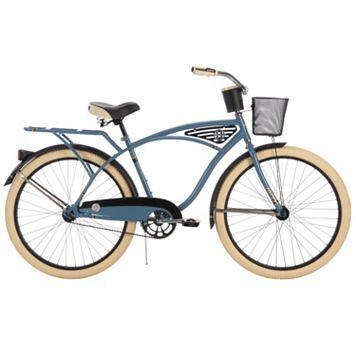 Men's Huffy 26-Inch Deluxe Classic Cruiser Bike