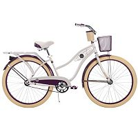 Women's Huffy 26-Inch Deluxe Classic Cruiser Bike