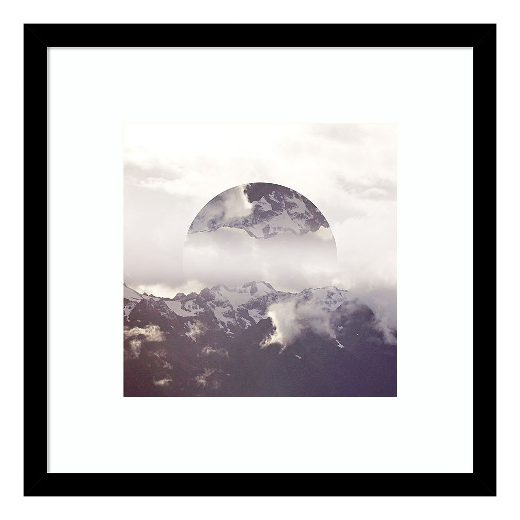Amanti Art Reflected Landscape IV Framed Wall Art