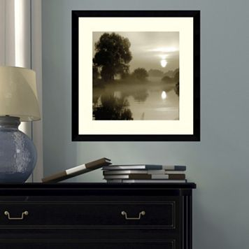 Amanti Art Reflections Of The Sun Framed Wall Art
