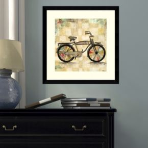 Amanti Art Ride 1 Framed Wall Art